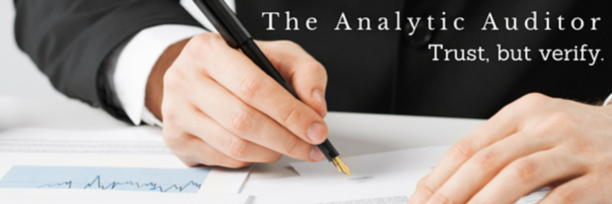 The Analytic Auditor